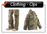Clothing – Ops